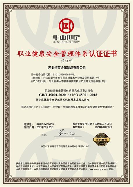 ISO45001 CN