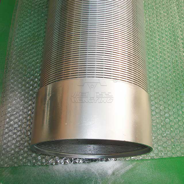 绕丝焊筛管